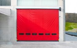 Автоматические противопожарные шторы